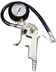 TrifyCore Medidor de presión Inflable de la Bomba para el indicador neumático de la presión de