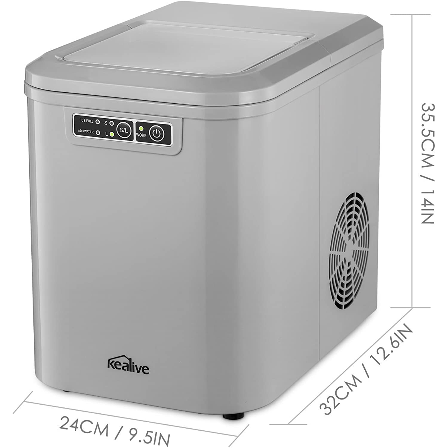 Kealive Icemaker