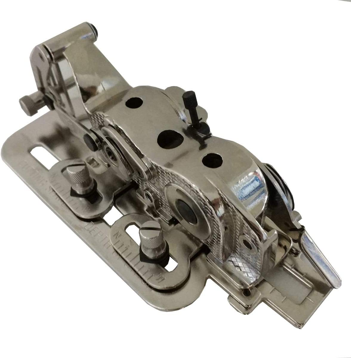 Accesorio semiautomático con ojales para máquina de coser plana ...