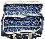 "Monster U Univercity Luggage 18"" Rolling Duffel"