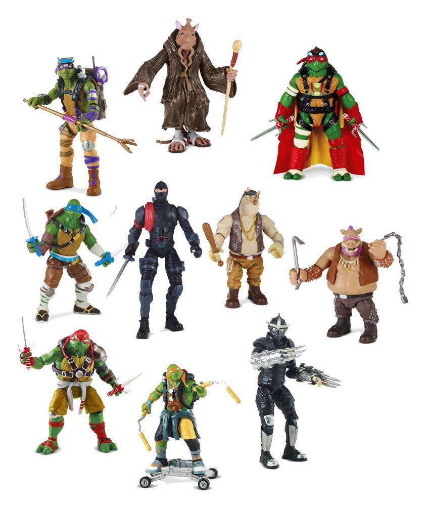 Playmates Teenage Mutant Ninja Turtles out of The Shadows ...