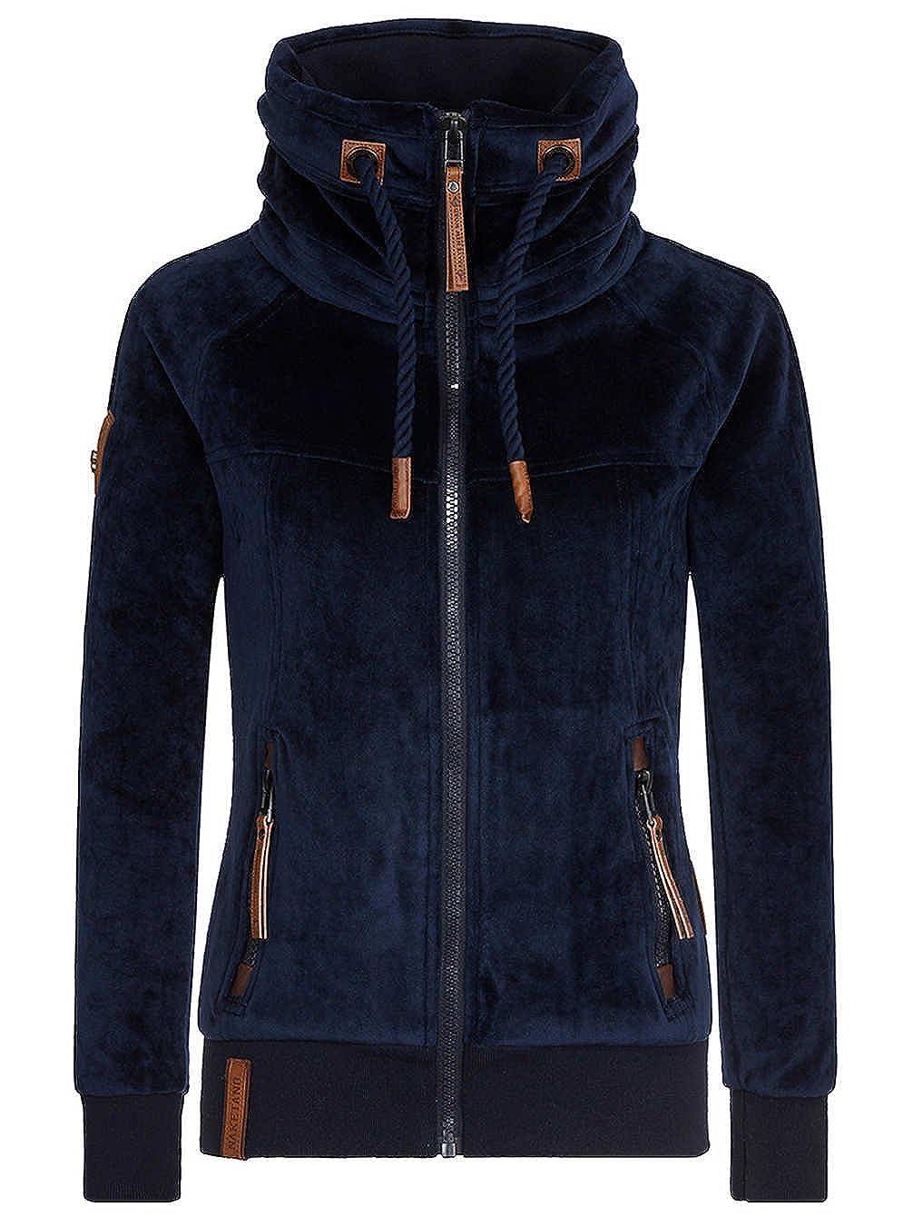 Naketano Women's Jacket Bottrops Belesch II 1731-0523