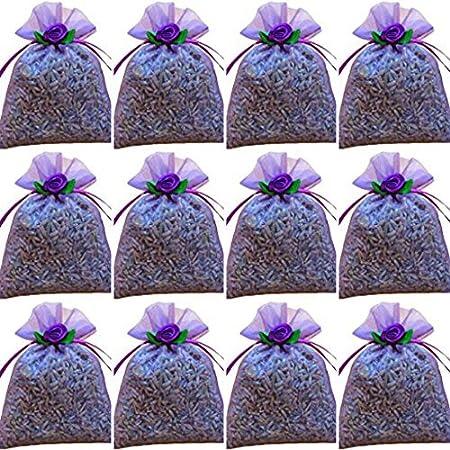 Amazon.com: Flores secas de lavanda francesa Zziggysgal, a ...