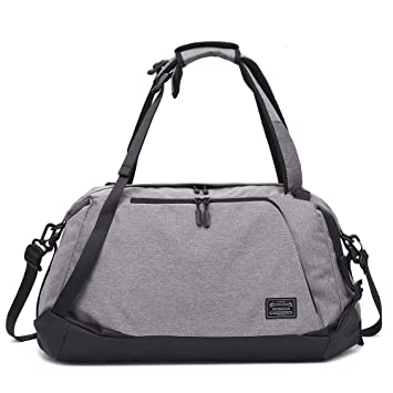 Mochila de viaje de fin de semana con mochila de 40 litros, bolsa de deporte de ...