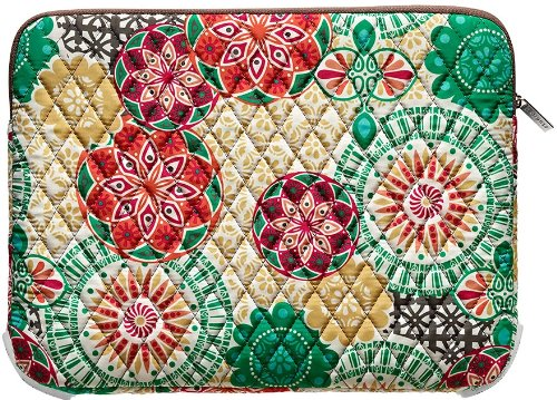 quilted laptop sleeve - 1