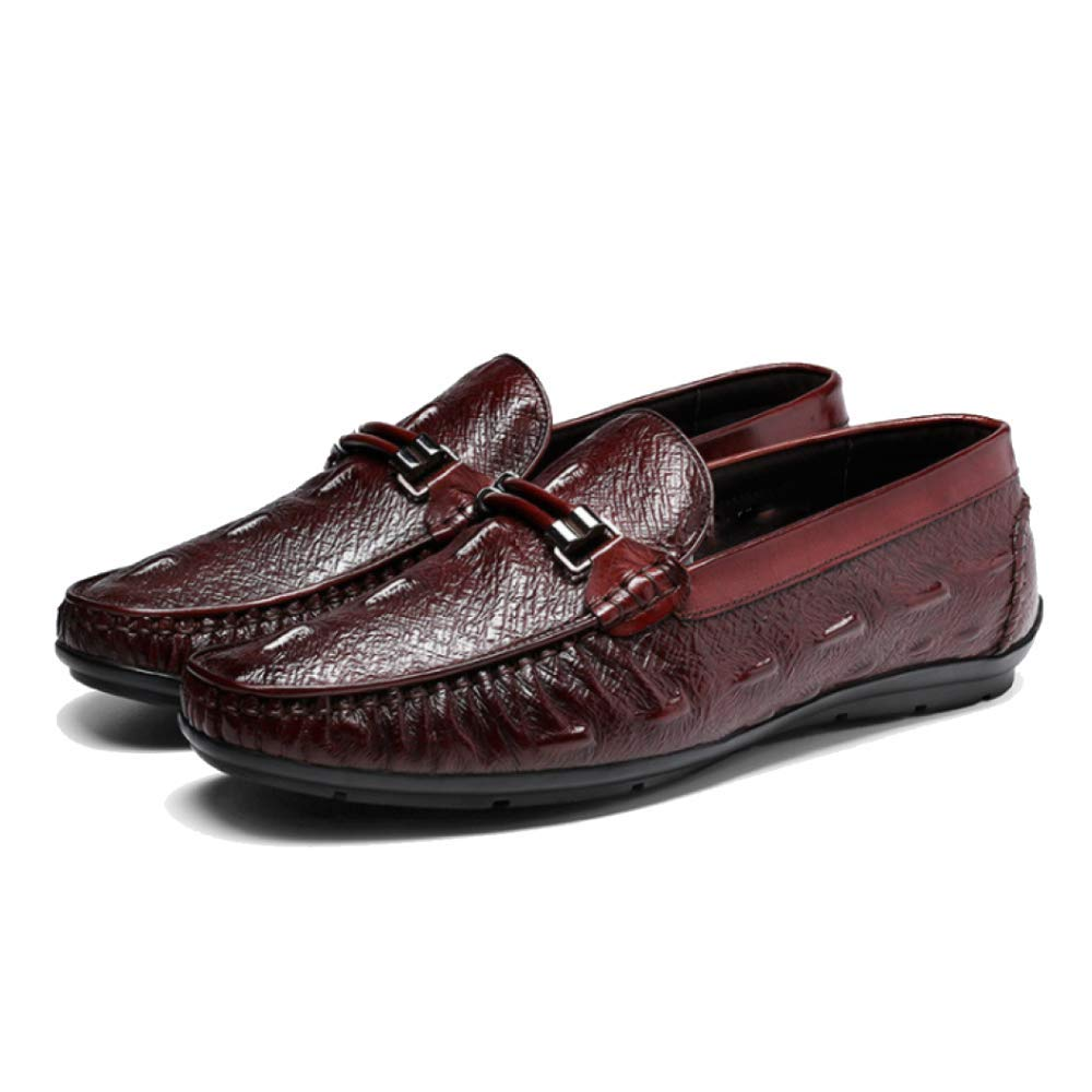 XDLJL Fahrschuhe Herren Erbsen Schuhe Britisch-koreanische Herrenschuhe Freizeitschuhe B07K31T3QT B07K31T3QT B07K31T3QT  3f5813