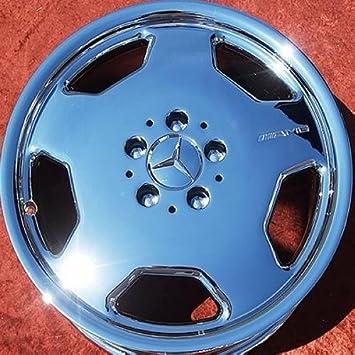 Amazon.com: Mercedes-Benz Clase C/CLK AMG: Juego de 4 ruedas ...