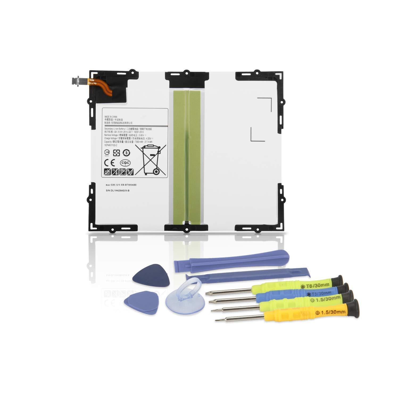 Bateria Eb-bt585abe Tablet Para Samsung Galaxy Tab A 10.1 Sm-t580 Wifi Sm-t585 3g 4g/lte &wifi Sm-p580 Wifi Sm-p585 3g 4