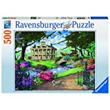 Ravensburger Visiting The Mansion Jigsaw Puzzle (500-Piece)