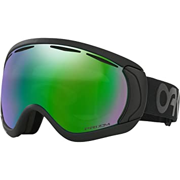 Oakley OO7081-18 Canopy Asian Fit Snow Goggles Factory Pilot Blackout Large  sc 1 st  Amazon.com & Amazon.com : Oakley OO7081-18 Canopy Asian Fit Snow Goggles ...