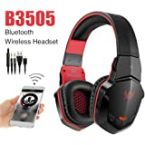 VapeOnly KOTION Each B3505 Wireless Bluetooth Stereo Gaming Headset with USB 3.5mm Plug and Over