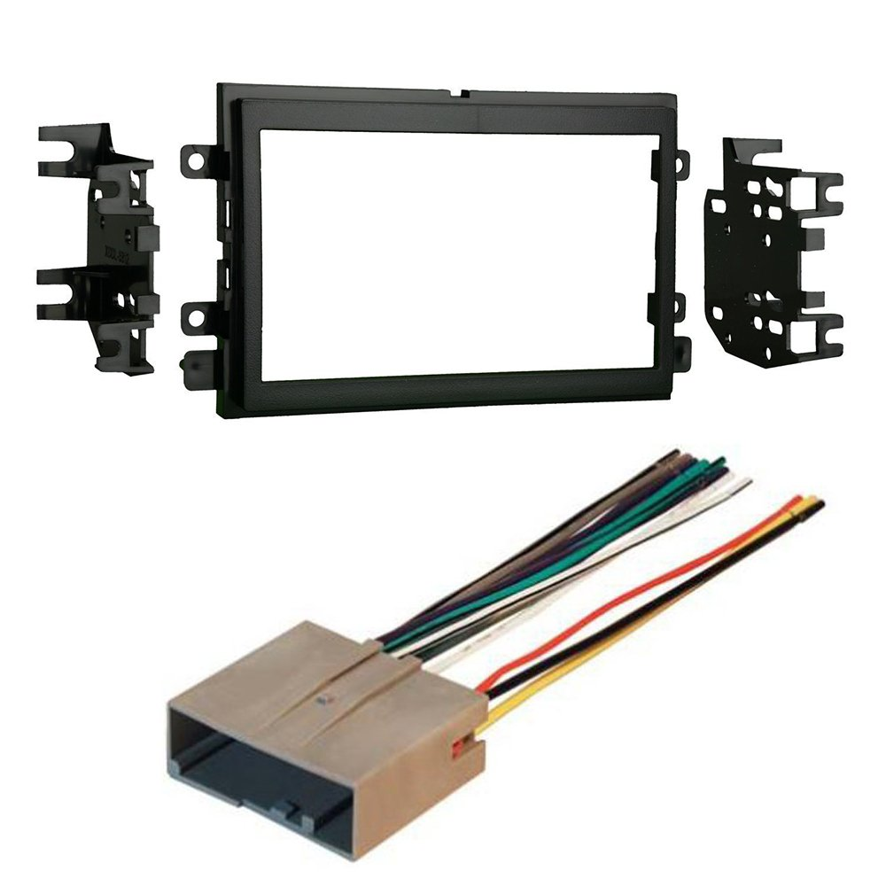 2004 2016 Ford F250 350 450 550 Bluetooth Dvd Car Stereo 2008 F150 Cd Player Wiring Harness System With Backup Camera Electronics