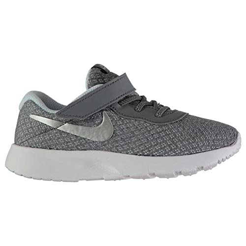 buy popular 57efe 6a4fb Nike Boy s Tanjun (TDV) Running Shoes (9 Toddler M, Cool Grey