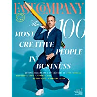 1-Year (8 Issues) of Fast Company Magazine Subscription