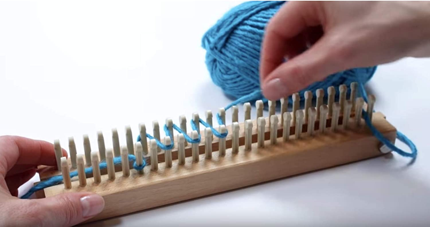 10-Inch Authentic Knitting Board