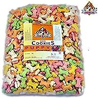 Nootie Assorted Flavor Freshly Baked Cookies for Puppies, 1 kg