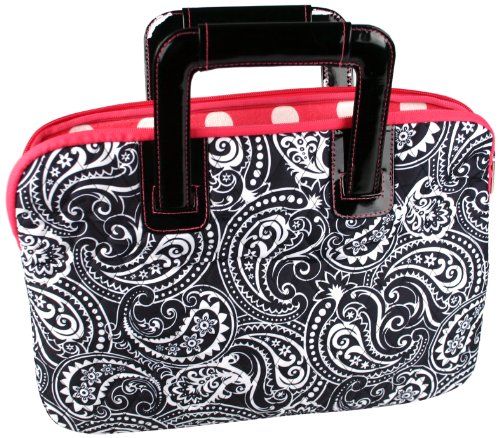 quilted laptop sleeve - 8