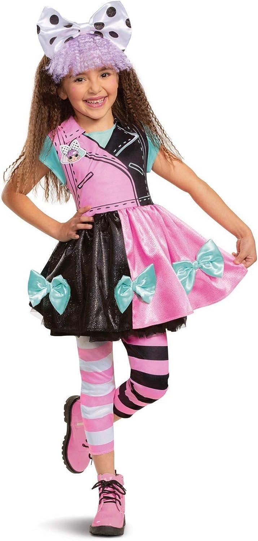 LOL Surprise Diva Deluxe Fancy Dress Costume