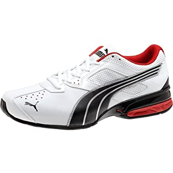 0cad26b6633 PUMA TAZON 5 NM LOW SNEAKERS MEN SHOES WHITE BLACK 186852-09 SIZE 13 NEW   Amazon.ca  Sports   Outdoors