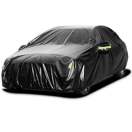 Resistente al agua transpirable de invierno Cubierta Peugeot 308 lluvia de nieve polvo Frost Uv