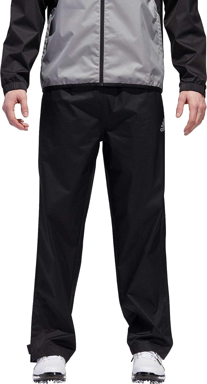 [アディダス] メンズ カジュアル adidas Men's Provisional Golf Rain Pants [並行輸入品] L  B07PB1FHL9