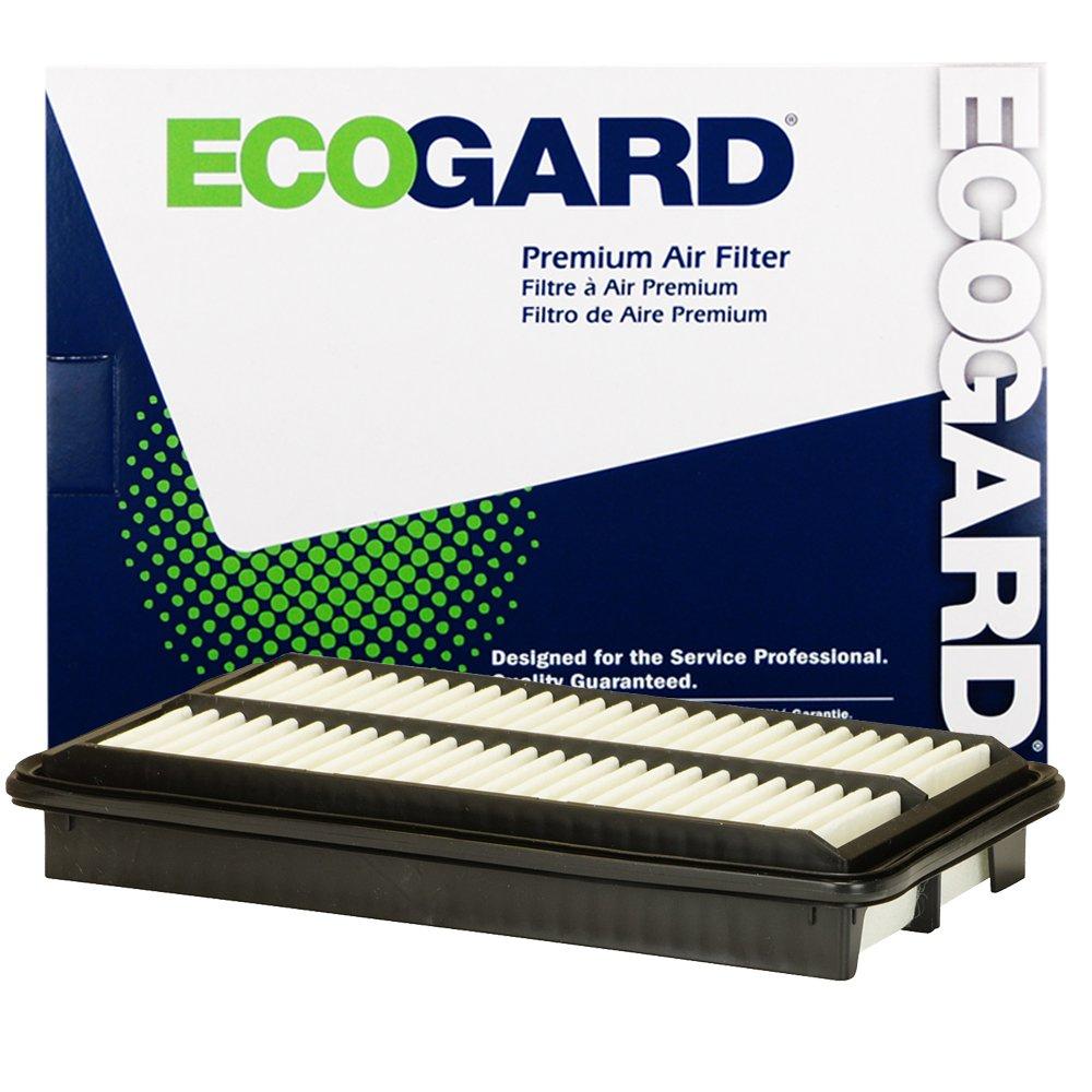 ECOGARD XA10486 Premium Engine Air Filter Fits Honda Pilot/Acura MDX/Honda Ridgeline, Odyssey