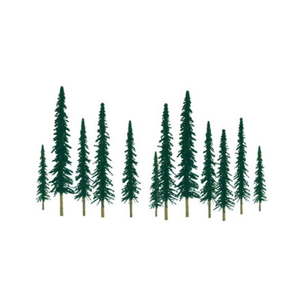 JTT Scenery Products Super Scenic Series: Conifer, 6'' to 10'' Height