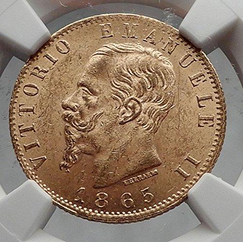 Italian Lire Coin - 9