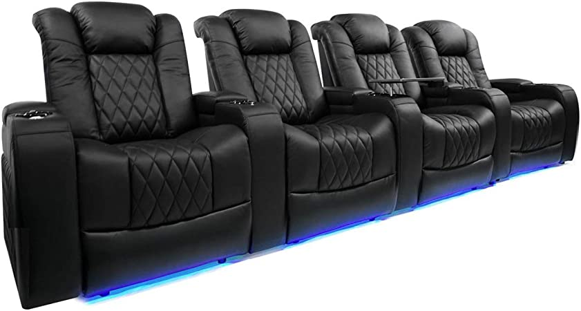 Valencia Tuscany Home Theater Seating - Luxurious Theater Seating