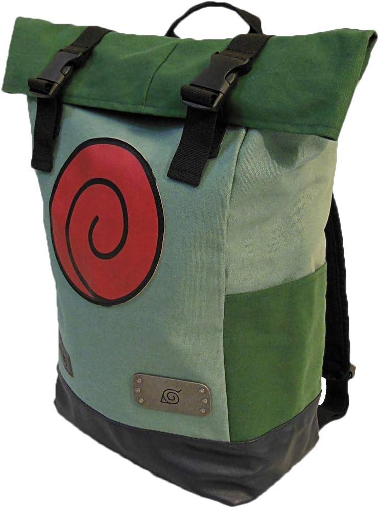 NEW NARUTO Uzumaki Naruto Symbol Bag Backpack Schoolbag Satchel Anime Cartoon