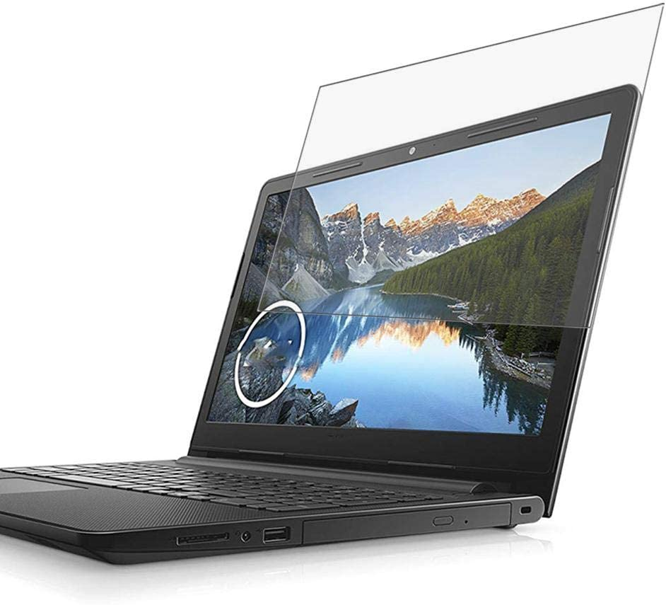 Puccy Privacy Screen Protector Film, Compatible with Dell Inspiron 15 3565 15.6