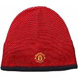 Adidas Manchester United FC BEANIE [SCARLE/WHITE]