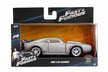Jada Fast & Furious 8 - Cargador de Hielo Doms JA98299