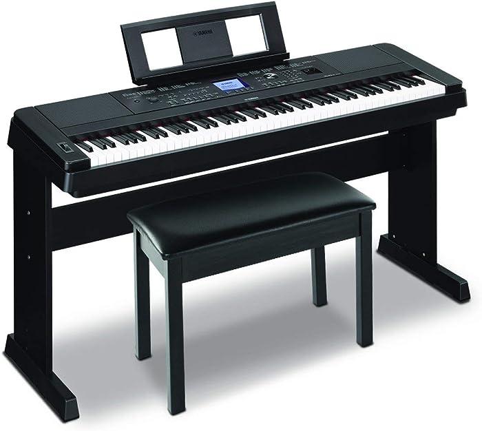 Top 10 Yamaha Dgx660 Digital Piano Furniture