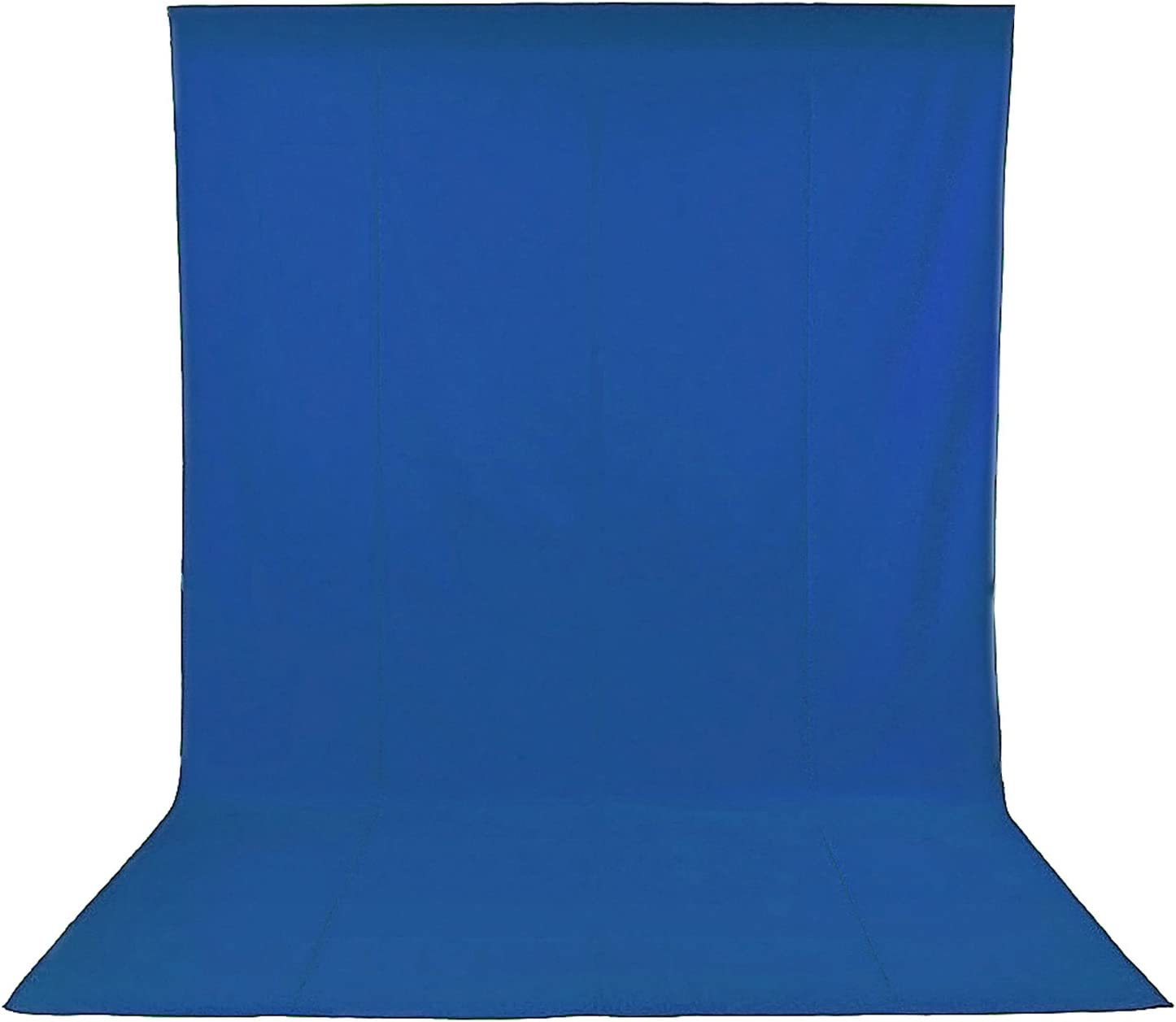 Neewer 3 x 6M/ 10 x 20ft Photo Studio 100% Pure Muslin Collapsible Backdrop BackgroundBLUE