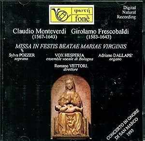 Missa in Festis Beatea Maria