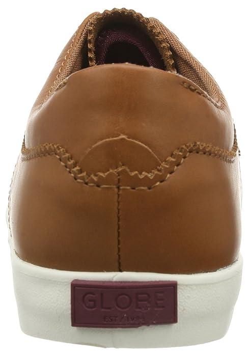 Globe Taurus GBTAURUS - Zapatillas de cuero para unisex-adultos, color varios colores, talla 44.5