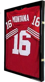 product image for 98% UV Protection - Baseball/Football/Basketball/Soccer/Hockey Jersey Display Case Shadowbox Wall Mount