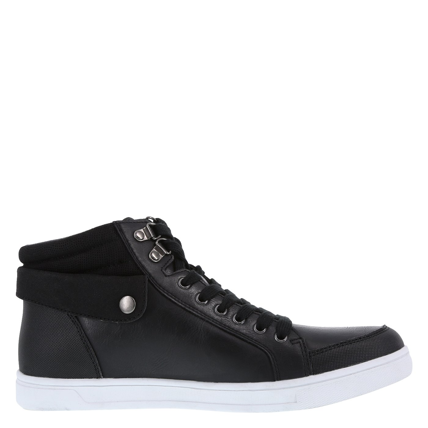 Airwalk Men's Black Men's Ian High-Top 11 Regular by Airwalk (Image #2)