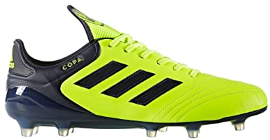 huge discount 5803e 7d1aa adidas Copa 17.1 FG Cleat - Mens Soccer 7 Solar YellowLegend Ink