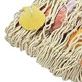YOAYO Decorative Fish Net, Nautical Fishing Net