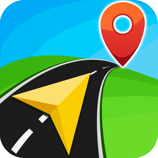 GPS Maps Route Finder- Navigation & Directions (Mapquest Gps App)
