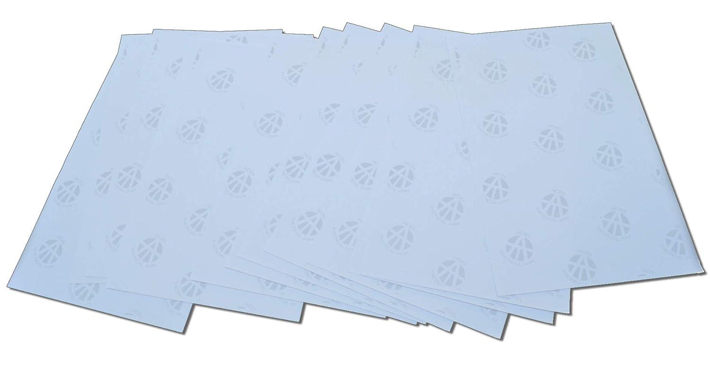 bricolage pistolet Lot de 12 pochoirs pour peinture tactique en papier adh/ésif pour a/érographe