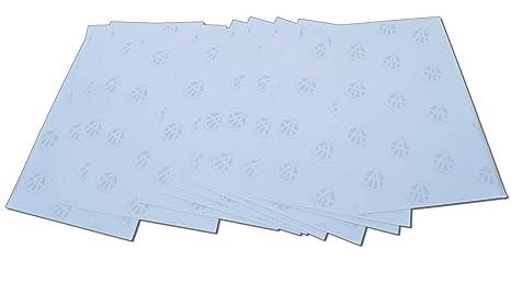 Ácido táctico pintura máscara de papel calcomanía aerógrafo ...
