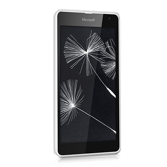 Amazon.com: kwmobile Crystal Case Protectora para Microsoft ...