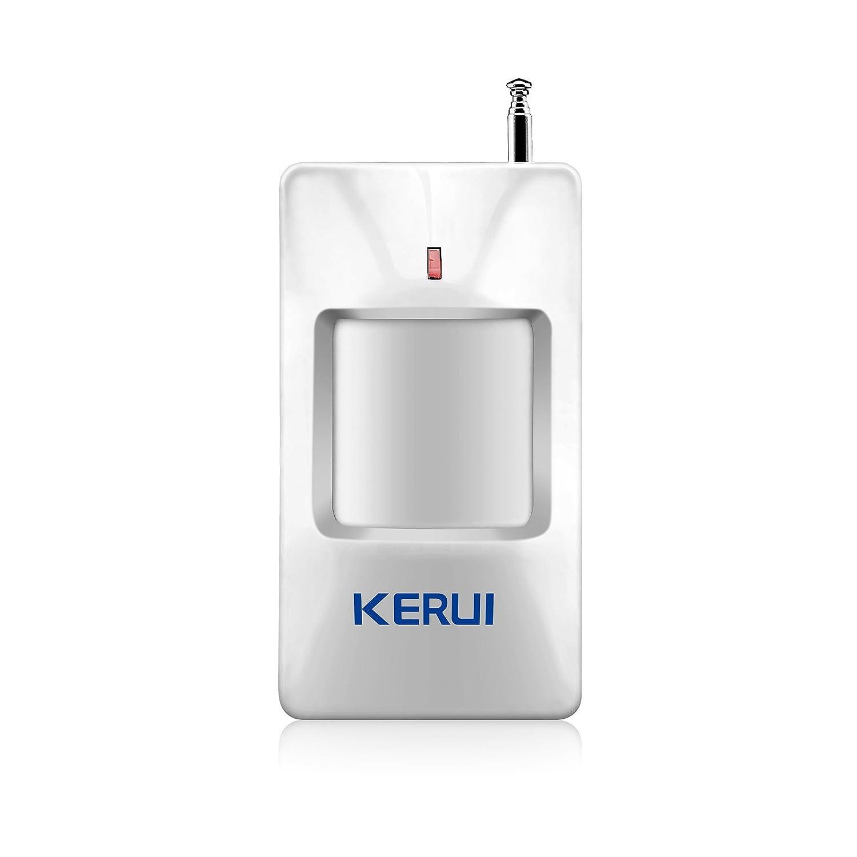 Sistema de alarma independiente KERUI para el hogar: Amazon ...
