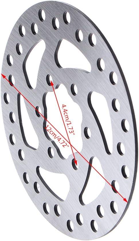 Bicycle Brake Device Bike Pulling Disc Brake Front Rear Disc Brake 12*12*12cm