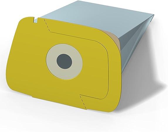 10 bolsas para aspiradoras Lux 1 de polvo bolsa de profesional®: Amazon.es: Hogar