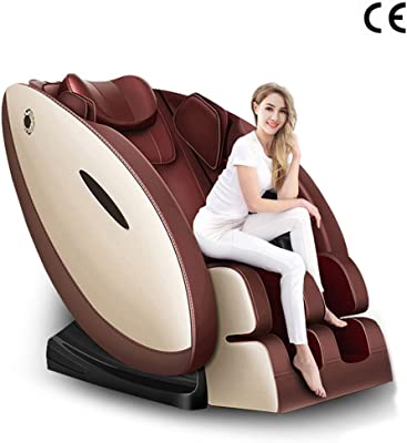 SAMSARA Professional Massage And Relax Chair, 3D Surround Sound - Air Massagers - Zero Gravity - Heat Massage In The Back,A [Energy Class A]