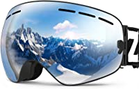 ZIONOR X Ski Snowboard Snow Goggles